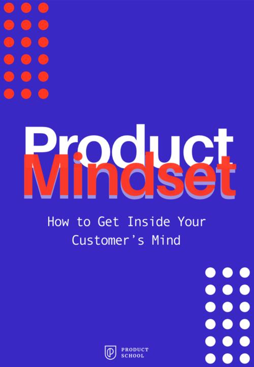 Download free ebook Product Mindset - Lapa Ninja
