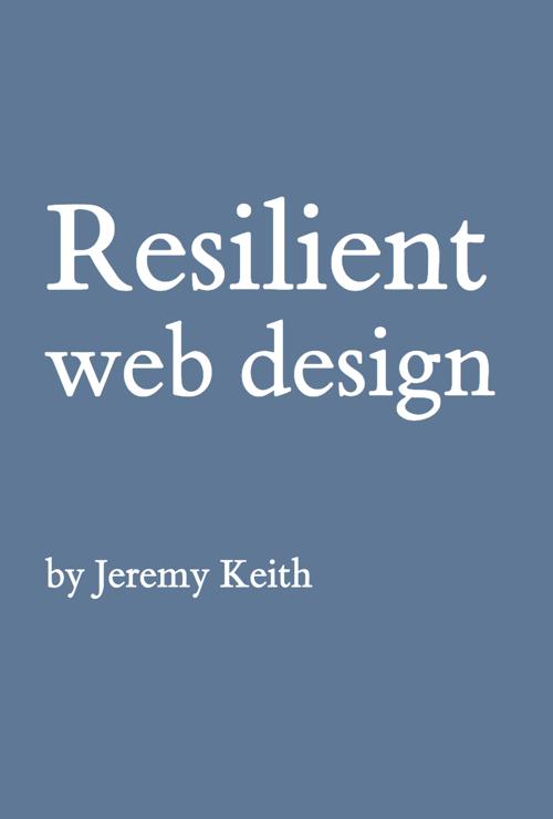 Download free ebook Resilient Web Design - Lapa Ninja